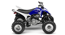 Where To Rent A Yamaha YFM 250 Quad In Dallas Texas