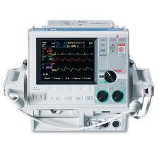 Image of the Zoll M Series Defibrillator