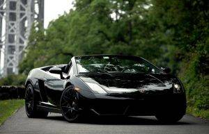 Miami Exotic Car Rental -  Lamborghini LP560 Spyder  - Florida Luxury Automobile Rentals