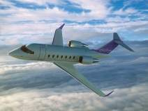 Houston Private Charter Jet Rentals - Challenger 604 Private Plane For Rent