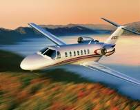 Orlando Charter Jet Rental - Citation III Private Plane For Rent  - Florida Jet Charter Services