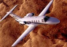 Houston Private Charter Jet Rental - Citation II