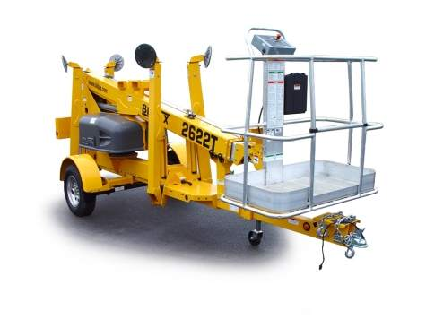 Merced Towable Boom Lifts for Rent in California