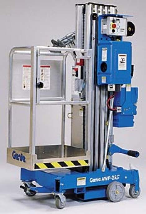 Electric Man Lift Rentals in Chattanooga