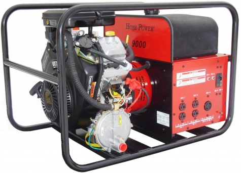 9.9Kw Portable Power Generation Unit