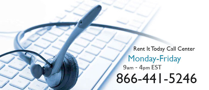 Rent It Today Call Center