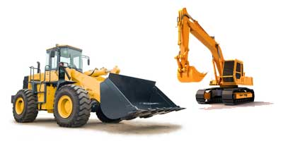 Front Loader and Backhoe Rentals