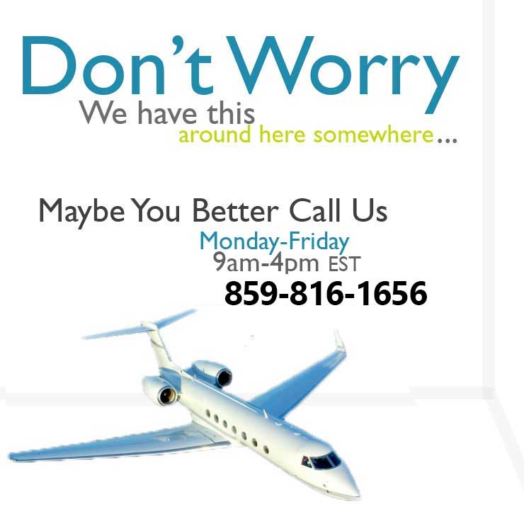 Call us for Aircraft Rentals