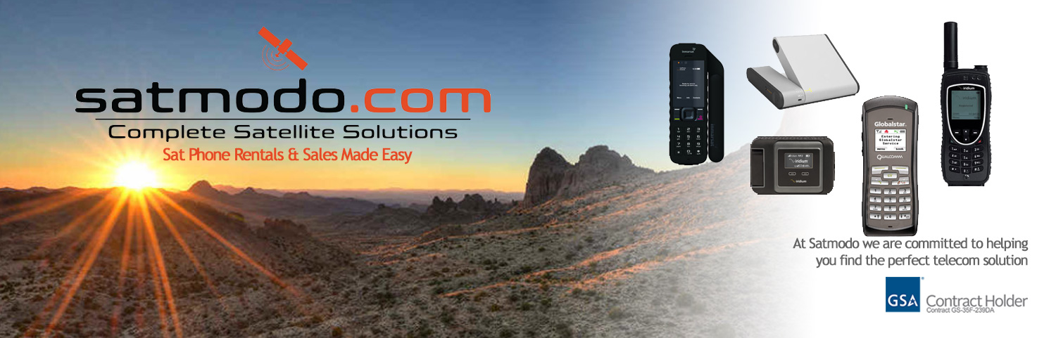 Satmodo Satellite Phone Rentals