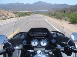 Southern California Motorcycle Tour on a Rental Bike