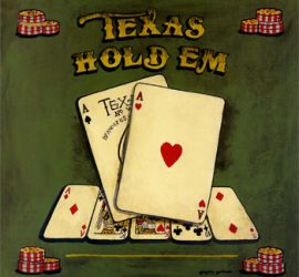 Texas Casino Rentals and Party Planning - Texas Hold Em
