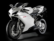 Ducanti 848 Superbike Motorcycle For Rent in San Diego