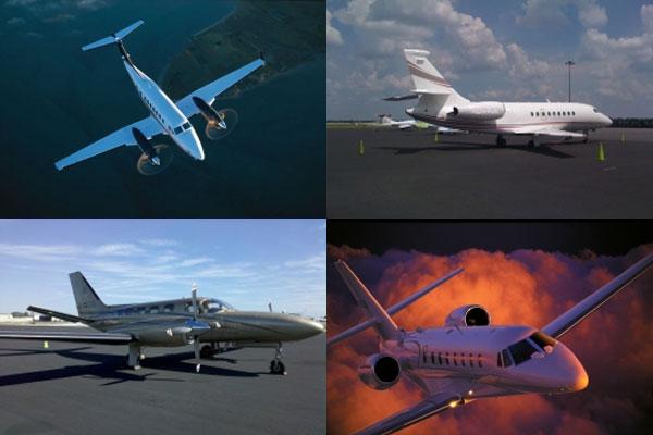Reserve a Charter Flight