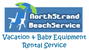North Strand Beach Service Logo