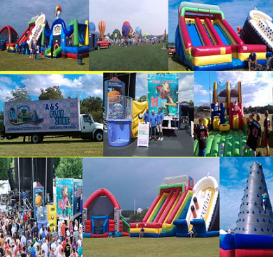 Inflatable Bounce House Rentals Cincinnati OH