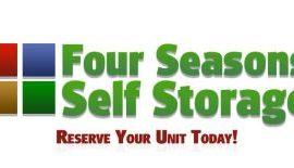 Houston TX Self Storage Company Logo