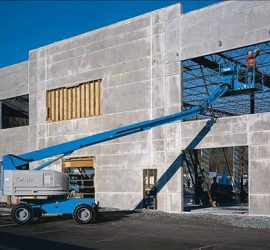 Boom Lift Rental Safety Precautions Prevent Fall Hazards