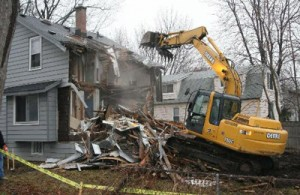 Griffin Waste Services Offers Dumpster Rentals for House Demolitions and Other Construction Projects