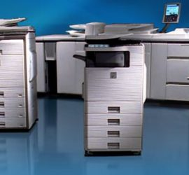 Sharp Multifunction Copiers for Rent in Pittsburgh, PA
