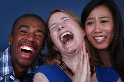 Laughing Boasts Numerous Health Benefits