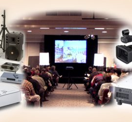 Audio Visual Equipment For Rent
