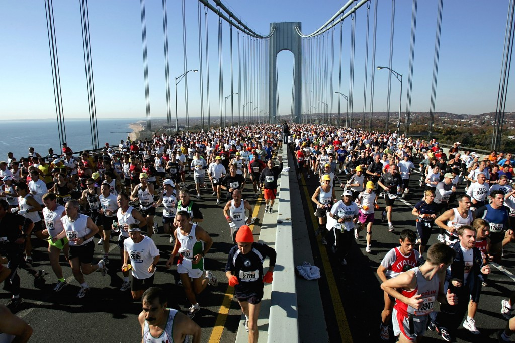 New York Marathon Beefs Up Security