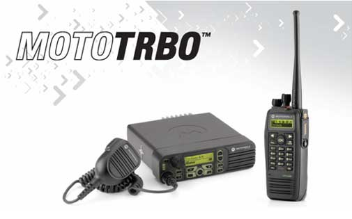 MOTOTRBO Two Way Radio Rental Available