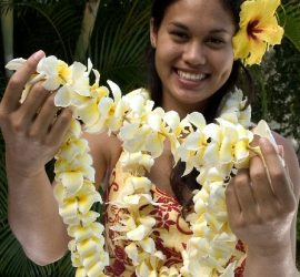 Getting Lei'd