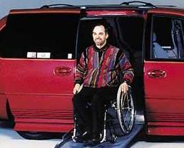 Handicap Van Rental in Ohio from Ability Vans