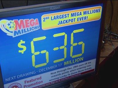December 17th, 2013 Mega Millions Jackpot