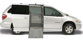 Deluxe Mobility Van