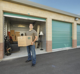 Where to find self storage rental