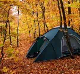 Fall camping essentials