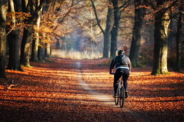 Tips for fall cycling