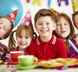 Planning a kid's birthday party on a budget