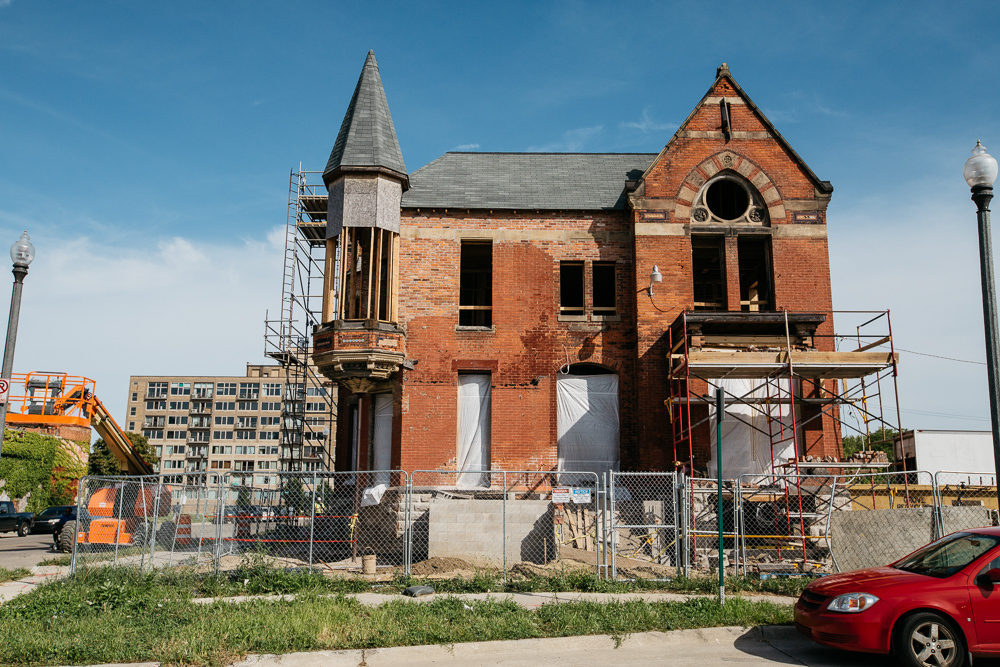 Restoring versus rehabbing an old home