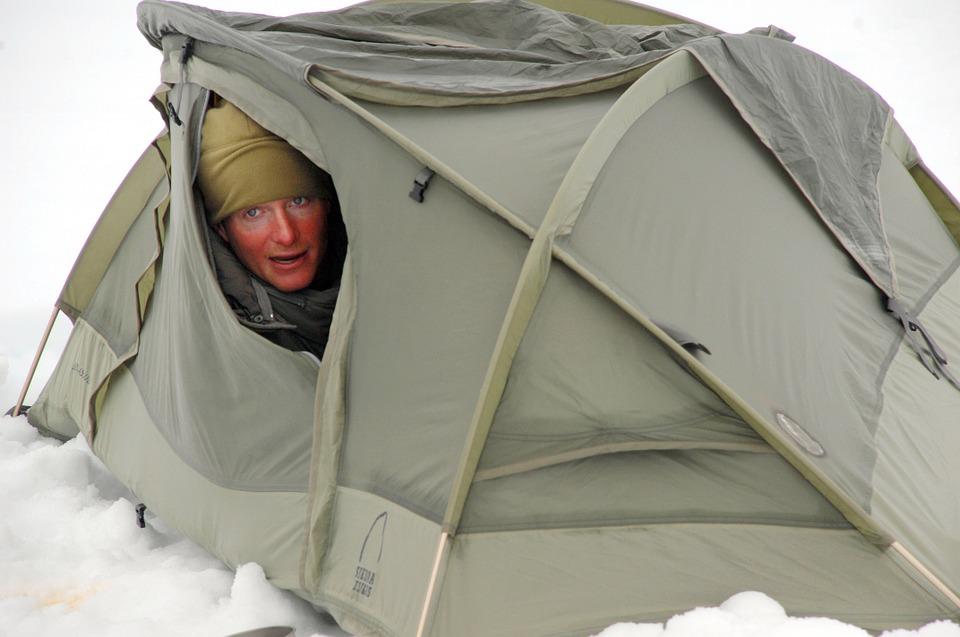 Find camping gear rental