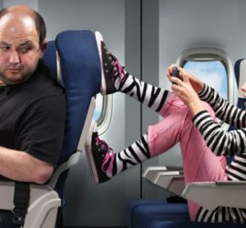 Tips for flying with kids for spring break vacations