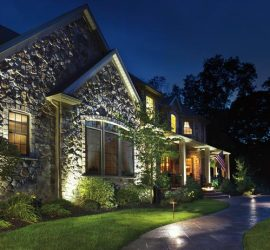 Design tips for landscape lighting