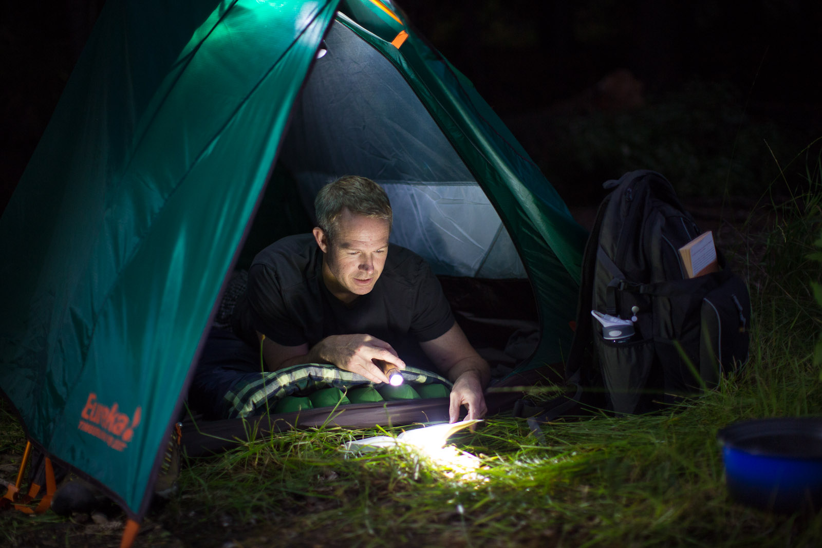 A list of camping essentials