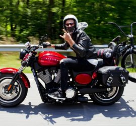 Tips long distance motorcycle rides
