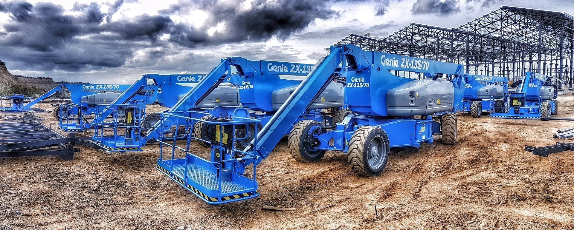 Where To Rent a Boom Lift Near Me