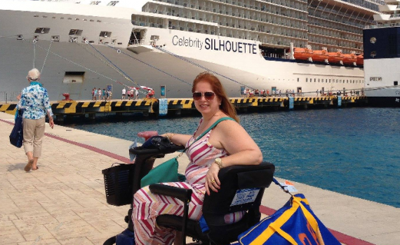 Cruise Vacation Mobility Rentals