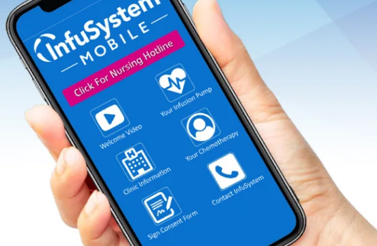 Infusystem Mobile App